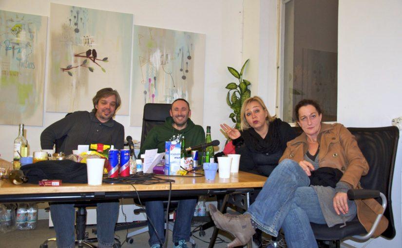 WUEMI078: Heike Mix und Birgit Süß