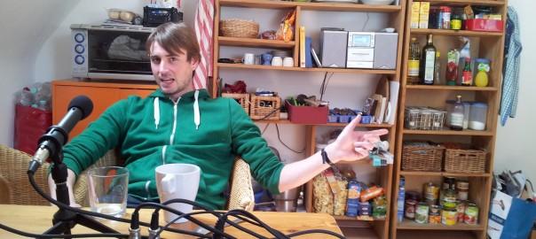 WUEMI058: Andy Sauerwein - Vespa grüßt nur Vespa