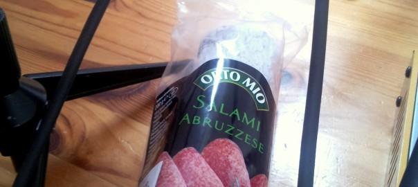 WUEMI059: Moggadodde mit Salami
