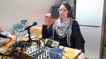 Simone Dalbert zu Gast bei der Würzmischung