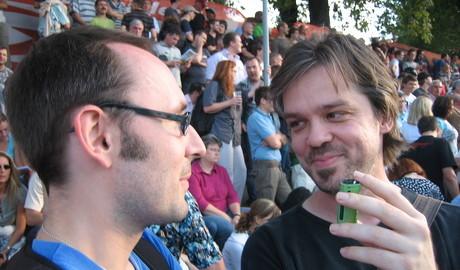 WUEMI031: Derby Blau-Rot