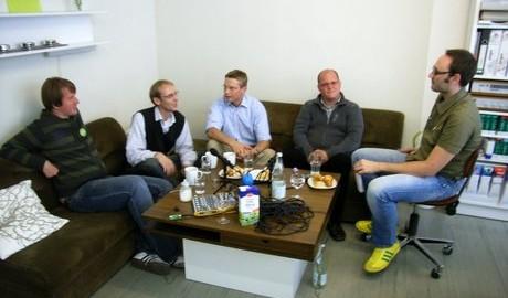 WUEMI032: Landtagswahlkampf mal vier