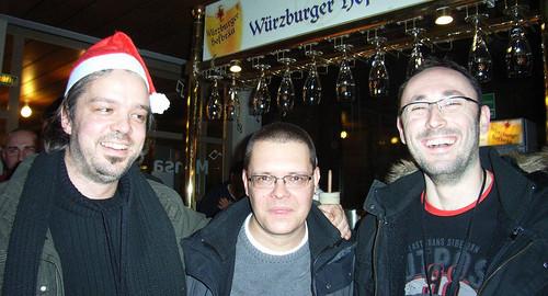 WUEMI043: Korbleger und Krachmacher