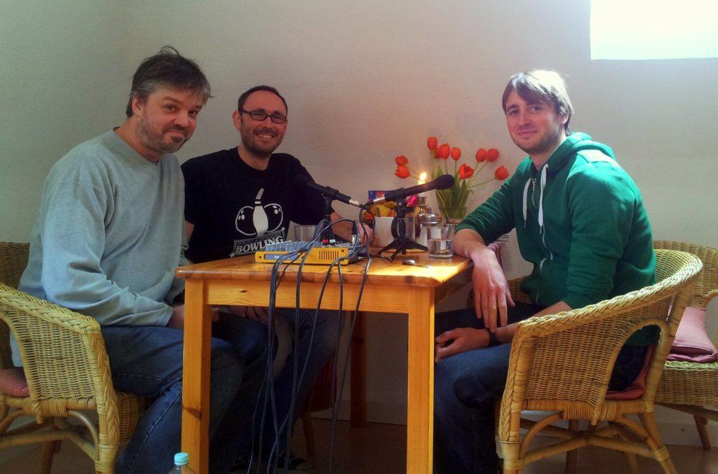 Ralf, Alex & Andy Sauerwein