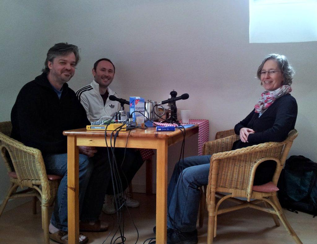 Ralf, Alex und Ulrike Schäfer