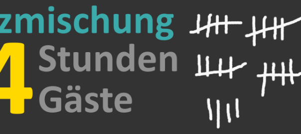 Würzmischung/24 – Stand der Dinge